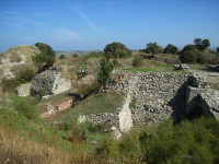 トロイ考古学地区(第2市)